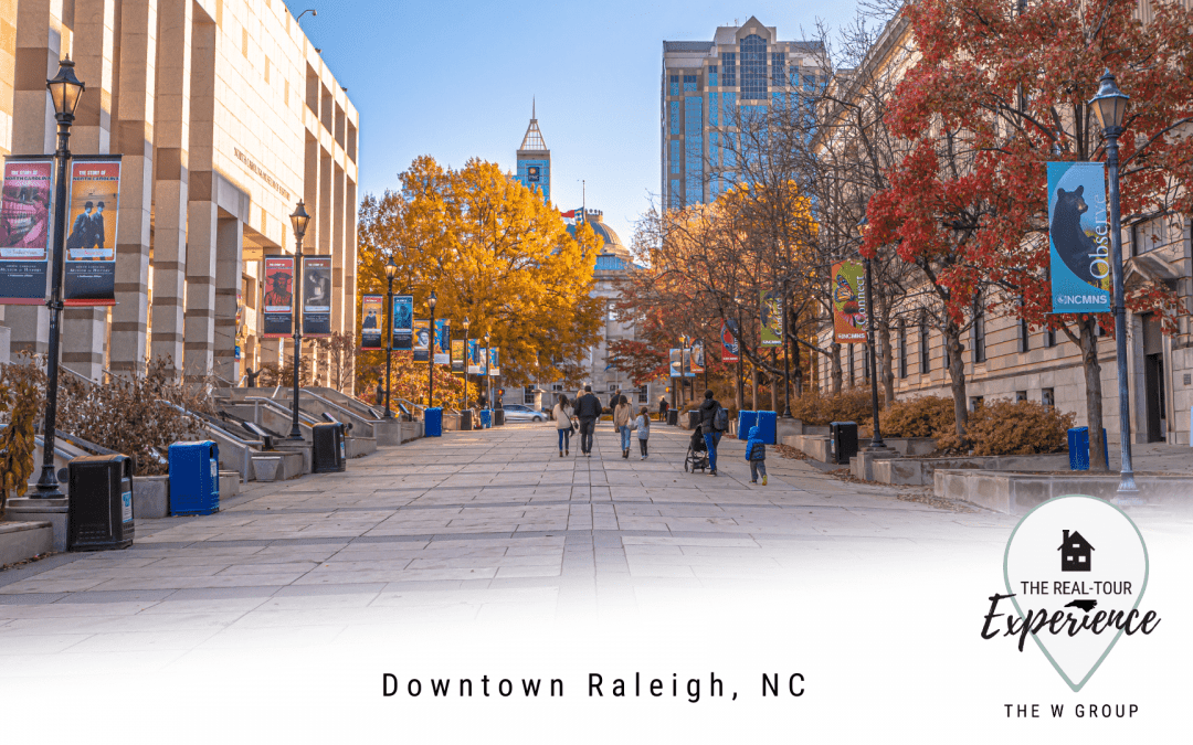 Raleigh: What you need to know about downtown.