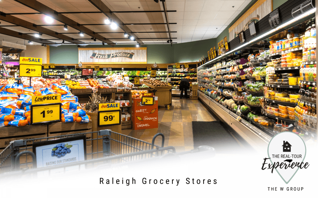 Raleigh Grocery Stores: What you need to know