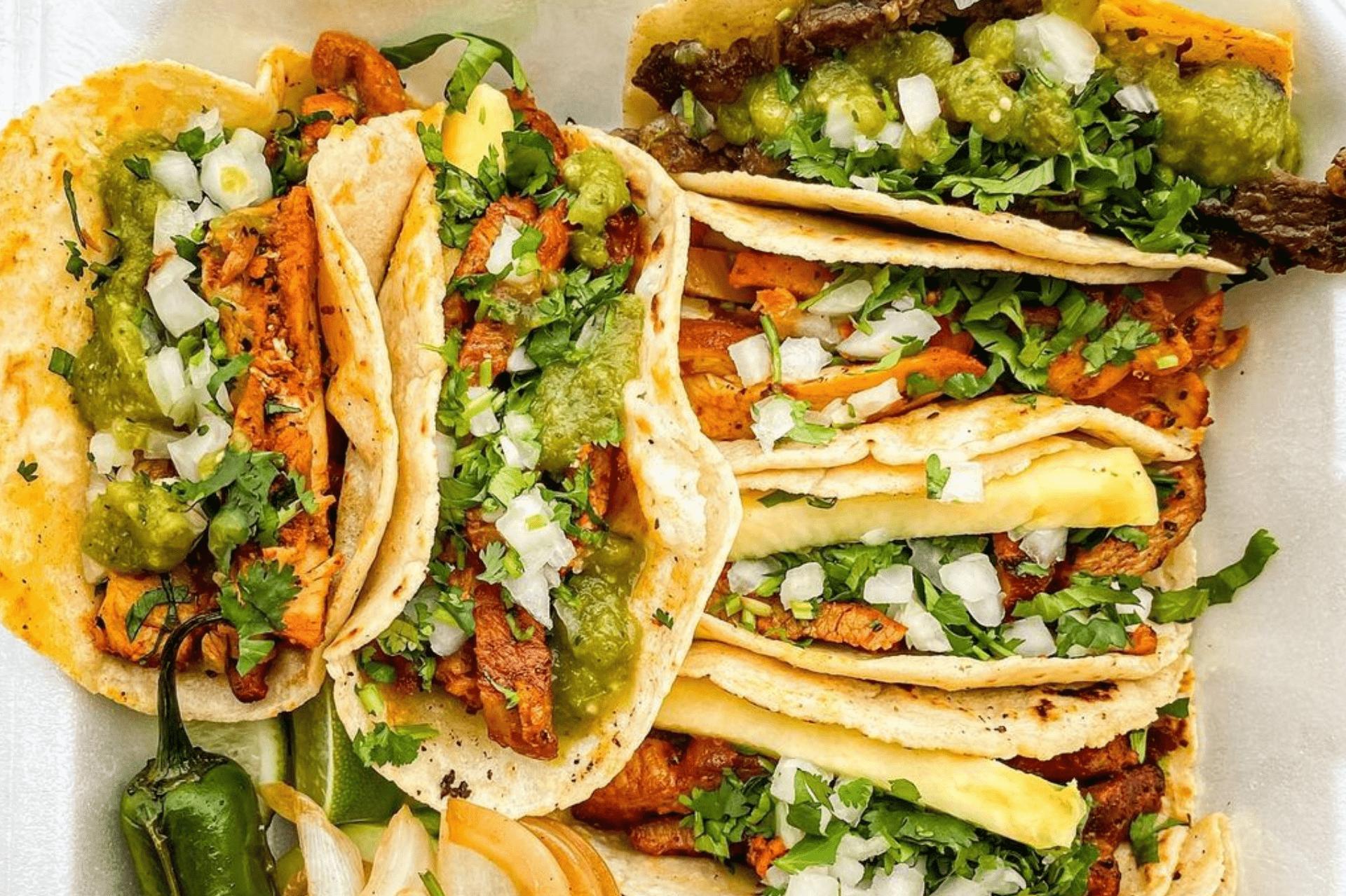 Gym tacos