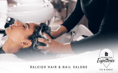 Looking for Hair & Nail Salons in Raleigh?