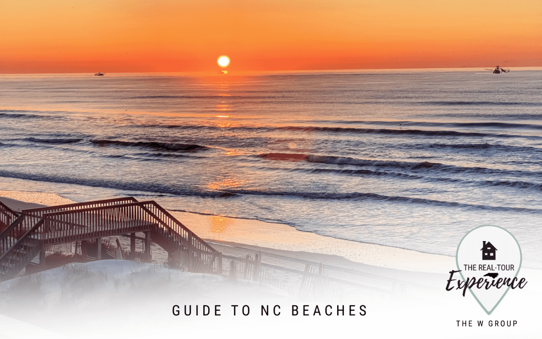 A Guide To North Carolina Beaches: Which One Is Best For You?