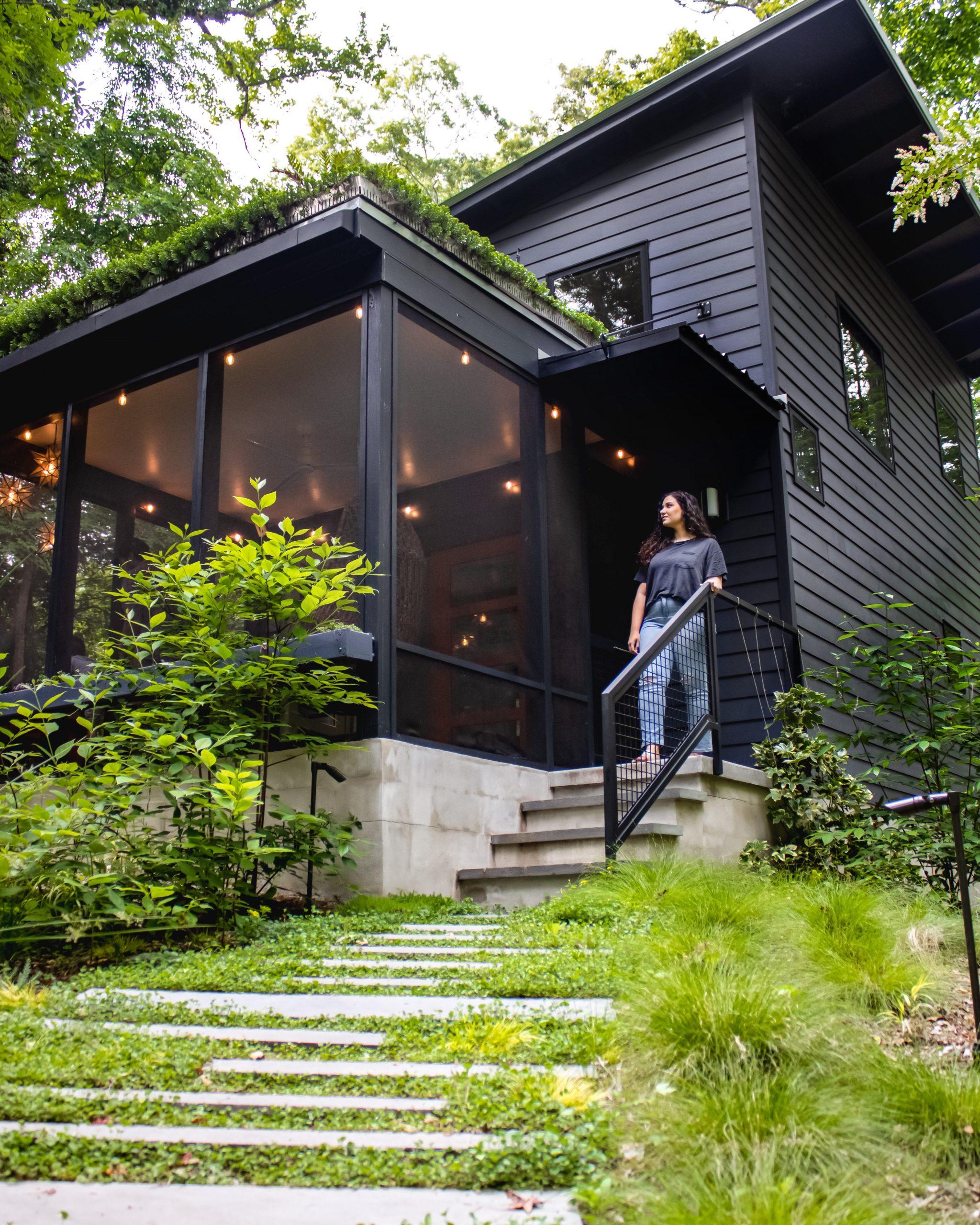 Tiny home Durham Airbnb