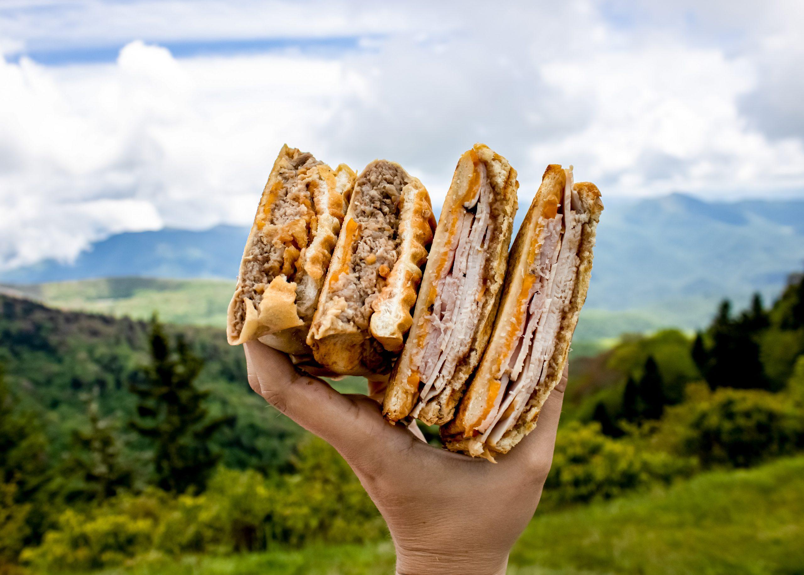 Maggie valley sandwich shop