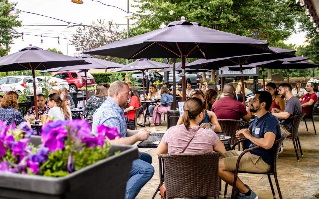 Raleigh Newcomers' Summer Social Recap