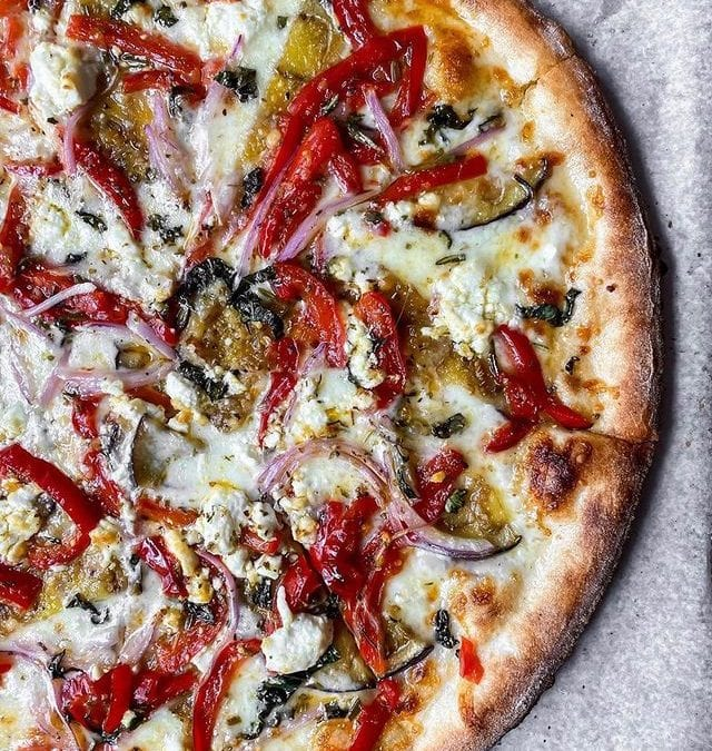 V Pizza giveaway and a matching donation to V for Victory