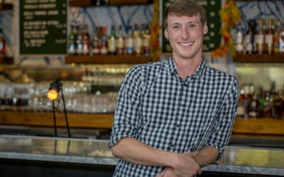 Martin Wheeler: Head Judge for Raleigh's Signature Cocktail Competition